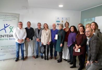 3/12/2018  –   Inauguración Centro de Terapias Extraescolares, en Altea